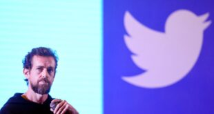 Twitter CEO and Co Founder, Jack Dorsey addresses students at the Indian Institute of Technology (IIT), on November 12, 2018 in New Delhi, India